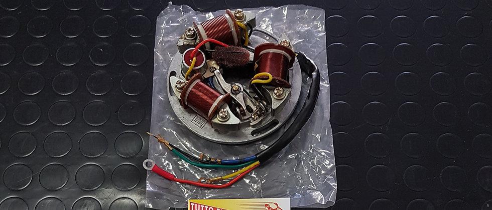 Statore 6Volt Vespa VBA VBB 5 fili