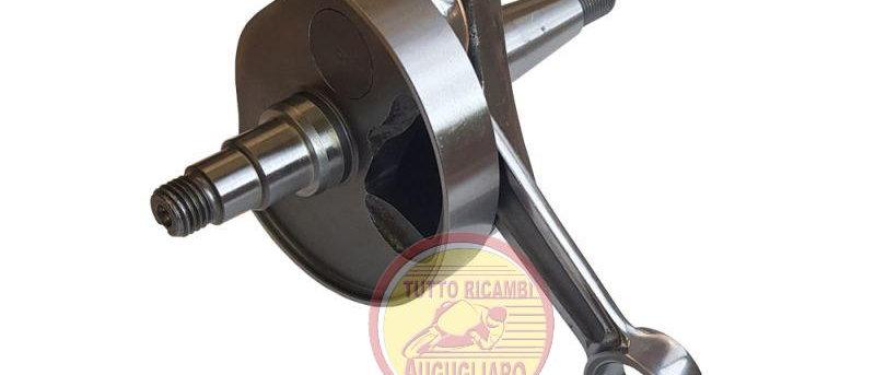 Albero motore Jasil cono 20 anticipato Vespa 125/130 ET3 50 SPECIAL PK APE