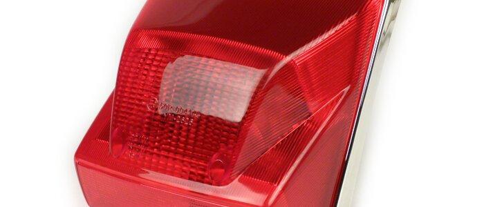 Fanale stop posteriore completo Vespa PX 125 150 Millennium