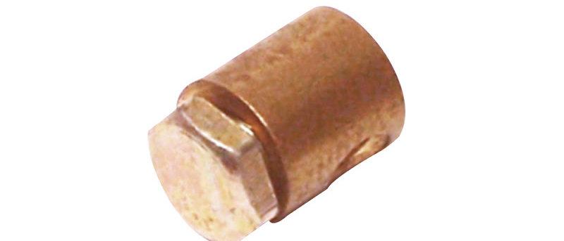 Morsetto serrafilo cavo acceleratore
