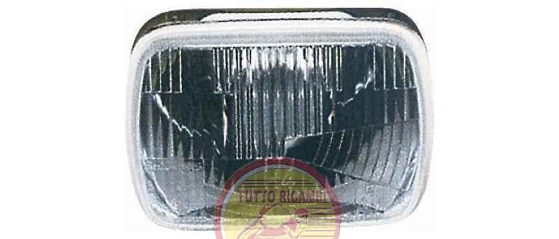 Fanale gruppo ottico anteriore completo Fiat 126 127