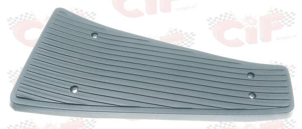 Tappeto pedana centrale in plastica Vespa PX 125 150 200
