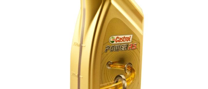 Olio Castrol Power RS 2 tempi 100% sintetico