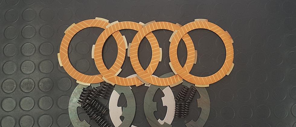 Serie dischi frizione racing Newfren 12 molle Vespa - Ape