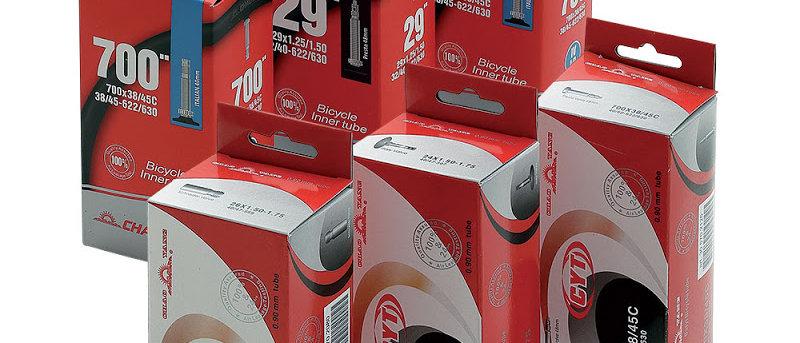Camera d'aria 700 x 23-28 presta 40mm filettata