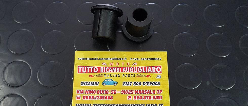 Coppia boccole sostegno motore Fiat 500