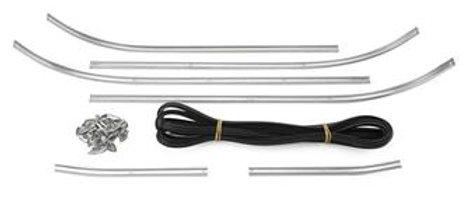 Kit strisce pedana Vespa 50 Special - 125 Primavera ET3
