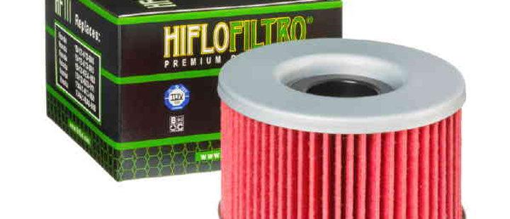 Filtro olio Honda HF111