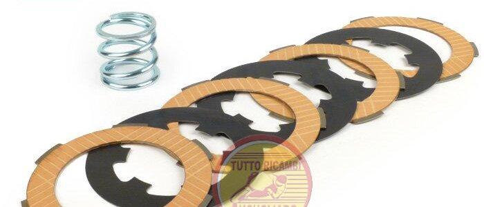 Kit frizione Newfren Racing monomolla Vespa 50 Special L N R 125 ET3 PK APE