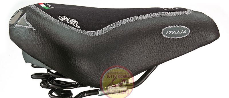 Sella Bici Bravo 275x180mm