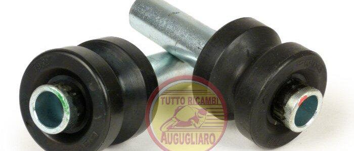 Coppia silent block motore BGM PRO Vespa PE PX ARCOBALENO 200 - Rally 200