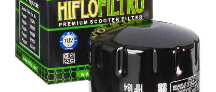 Filtro olio HIFLO Aprilia-Peugeot-Piaggio