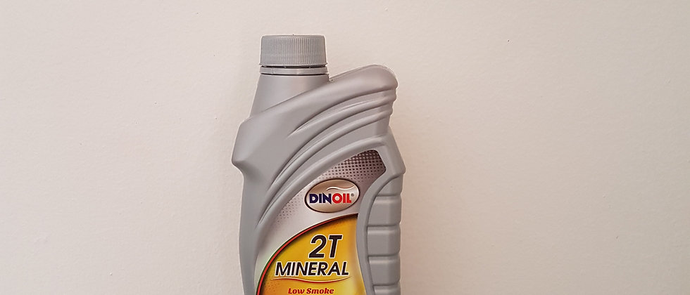 Olio Dinoil minerale motori 2 tempi