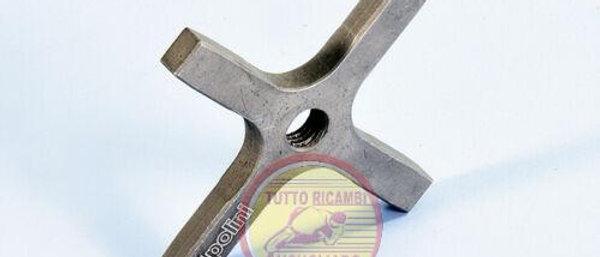 Crocera cambio liscia rinforzata Polini Vespa PX 125-150-200 - 125 T5 - Cosa