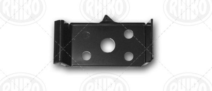 Cassetta porta batteria Fiat 500