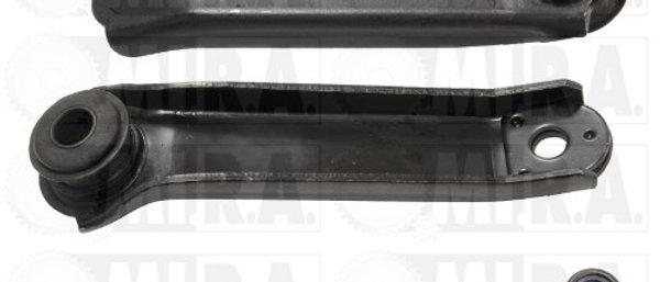 Coppia bracci sospensione anteriore Fiat 500 F L R D