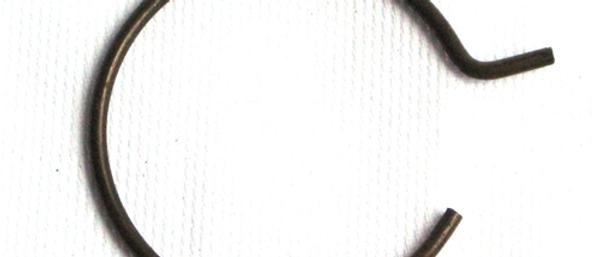 Anello elastico fermo ghiera asse posteriore Vespa 125-150-200