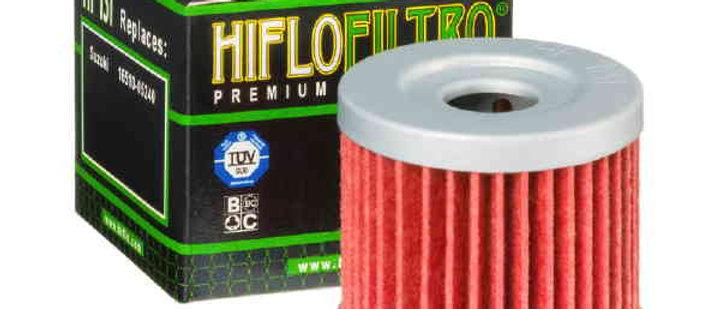 Filtro olio HIFLO Hyosung RX GF GT - Suzuki Burgman