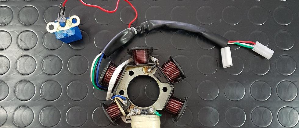 Statore Vespa LML 125-150-200 4 Tempi