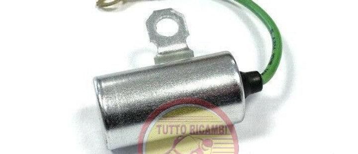 Condensatore con filo e staffa PIAGGIO APE MP 550 MP 600 MPV 550 MPV 600