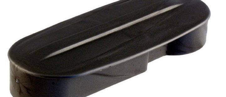 Copri molleggio forcella nera Vespa PX