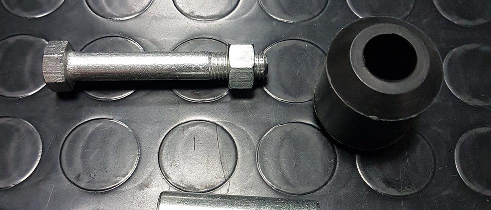 Kit silent block ammortizzatore posteriore Vespa
