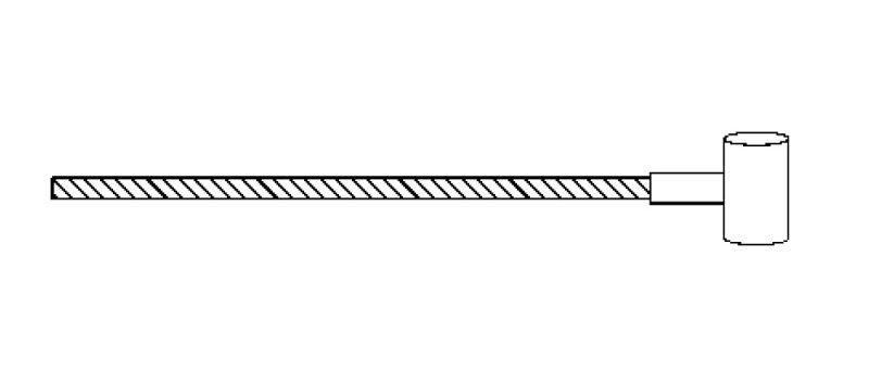 Cavo cambio Ape MP 501-601