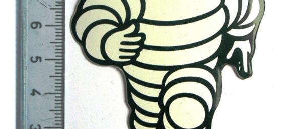 Adesivo Michelin 8,5cm Vespa - Ape - Lambretta