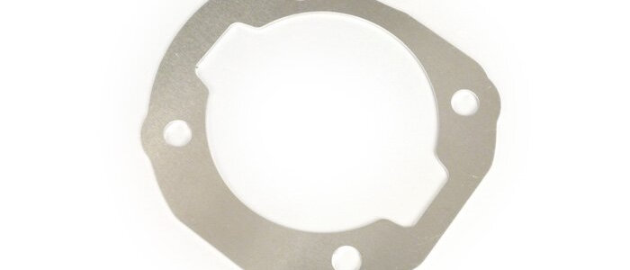 Basetta distanziale cilindro 0.5mm per Piaggio Vespa 50 Special L N R PK ET3