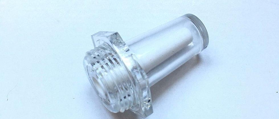 Bicchierino misurino serbatoio olio miscela Vespa PX 125 150 200 - T5 - RALLY