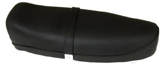 Sella lunga nera Vespa 125 ET3 - 50 Special