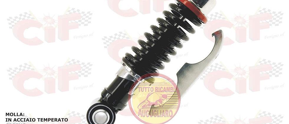 Ammortizzatore anteriore nero regolabile Vespa 50 Special L N R 125 ET3 PK