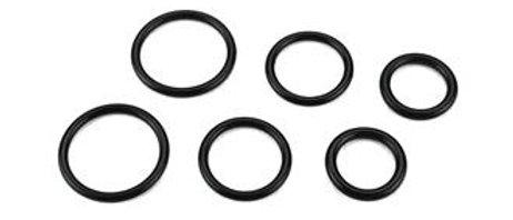 Kit 6 anelli or forcella Vespa 50-90-125 ET3