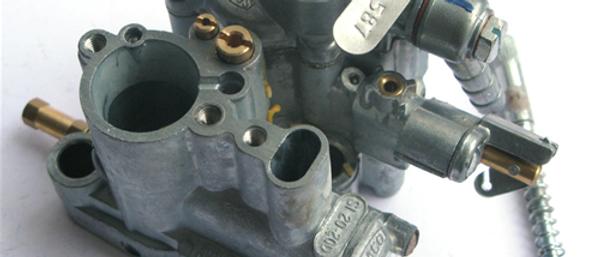 Carburatore Dellorto SI 20.20 Vespa PX con miscelatore