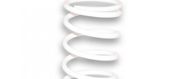 Molla contrasto bianca Malossi Minarelli 50