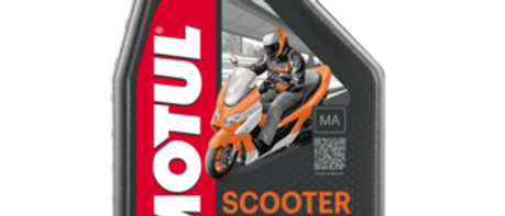 Olio motul scooter power 5W40  4 tempi