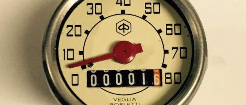 Contachilometri Vespa 50 L N R - 90