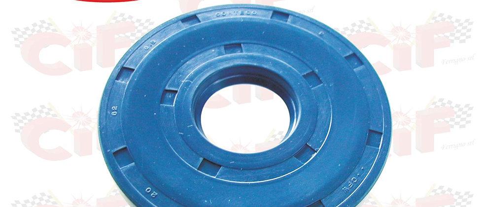 Paraolio corteco lato frizione 20X62X6.5 Vespa Sprint - Super - GTR - TS