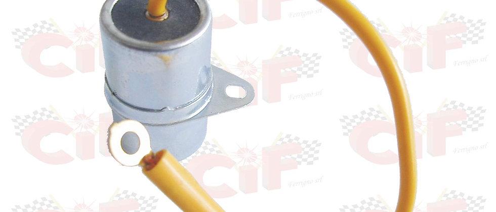 Condensatore Effe con staffa Vespa 50 90 125 Primavera