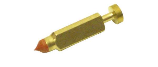 Spillo carburatore 3 lati chiusura benzina Vespa