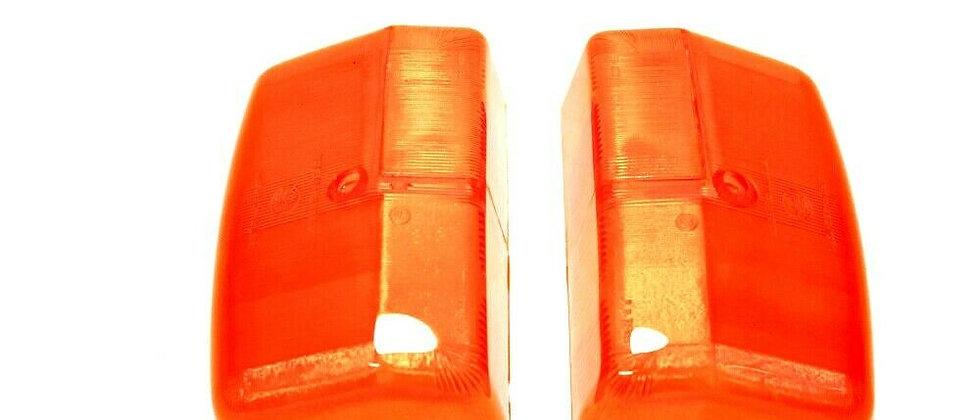 Coppia plastiche gemme frecce Ape 50 Elestart
