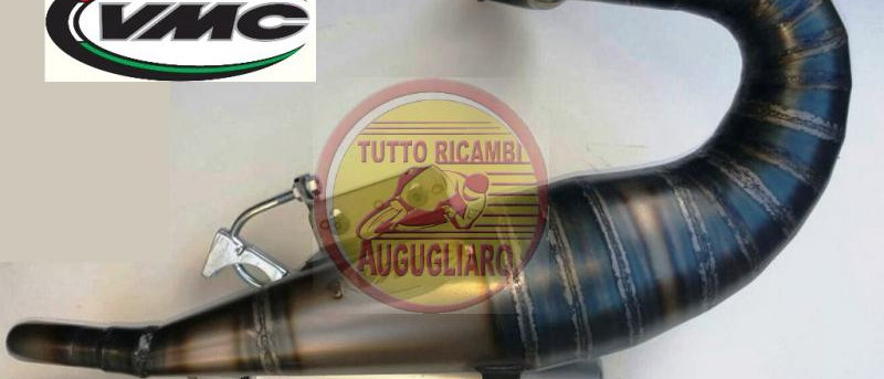 Marmitta VMC Evo-Racer Vespa Special - ET3