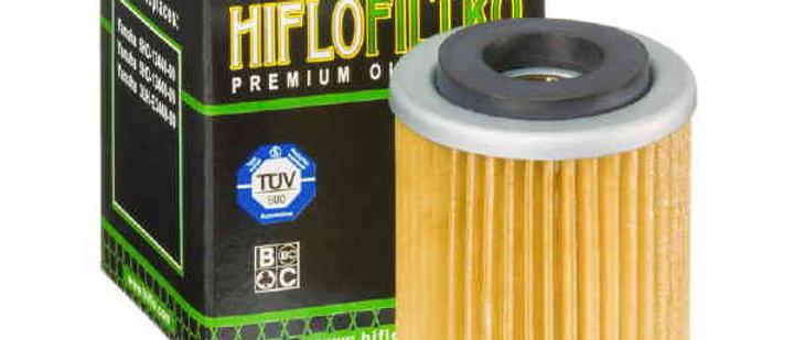Filtro olio HF143 Yamaha 125-250 350