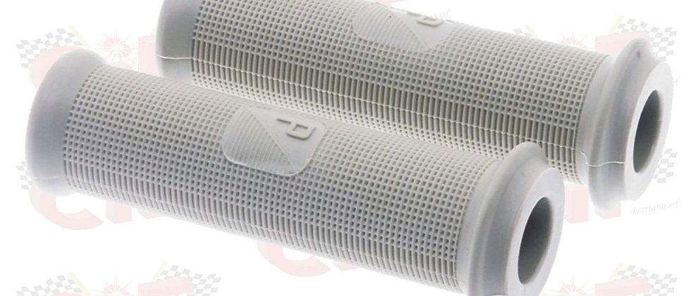 Coppia manopole grigie Vespa 50-125-150