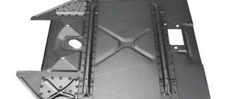 Pedana completa di rinforzi Vespa 50 Special L N R - 90 - 125 Primavera ET3
