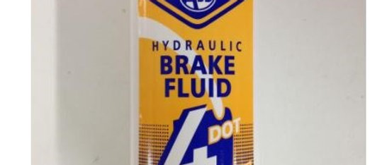 Olio freni A35 Brake Fluid Dot 4
