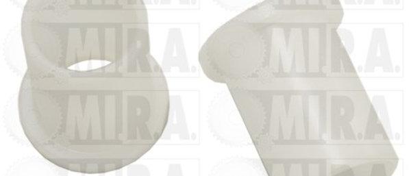 Coppia boccole leva disinnesto frizione Fiat 500