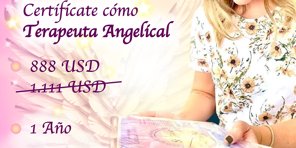 Master Angelical Online (Formación 1 año CERTIFICADA)