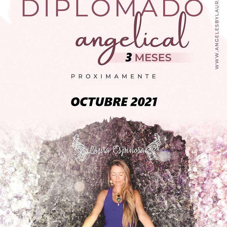 Diplomado Angelical Online Octubre: Certificación Coach Espiritual (3 meses)
