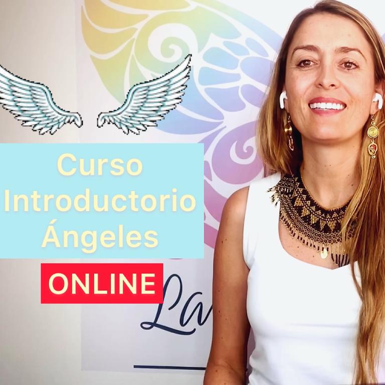 Curso Introductorio Ángeles 100% ONLINE
